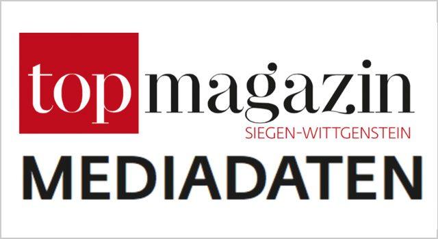 Mediadaten Top Magazin Siegen
