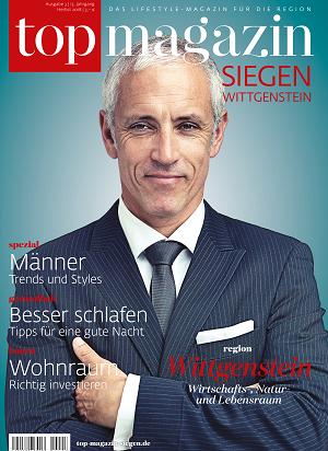 Top Magazin Siegen-Wittgenstein Herbst 2018