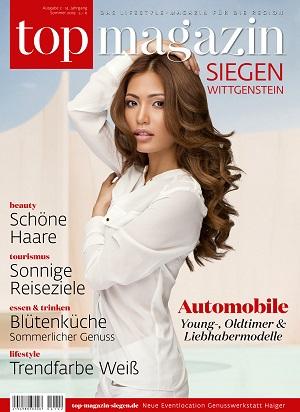 Top Magazin Siegen-Wittgenstein Sommer 2019