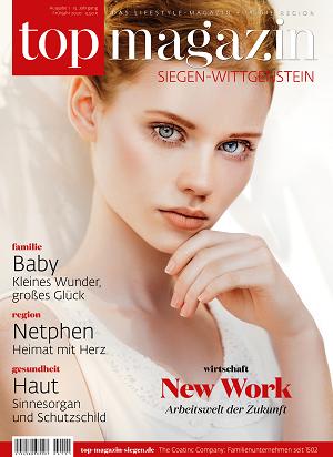 Top Magazin Siegen-Wittgenstein Frühjahr 2020
