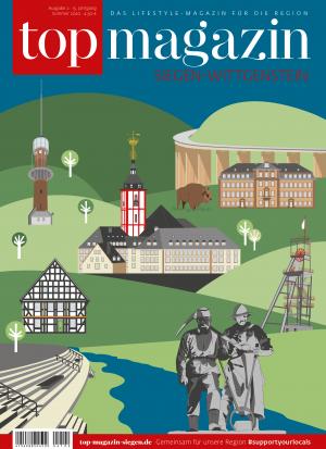 Top Magazin Siegen-Wittgenstein Sommer 2020