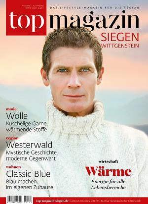 Top Magazin Siegen-Wittgenstein Herbst 2020