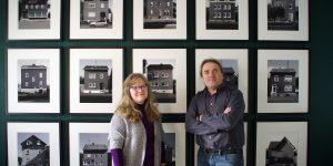 Helga und Thomas Kellner in der Art Galerie