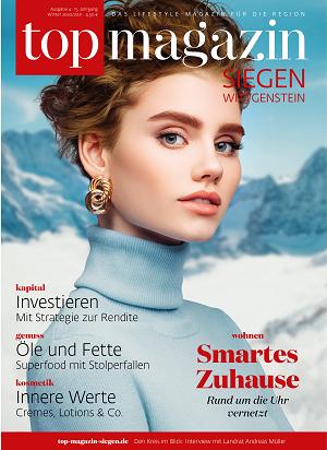 Top Magazin Siegen-Wittgenstein Winter 2020
