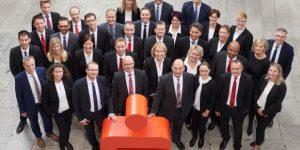 Das Private Banking-Team der Sparkasse Siegen