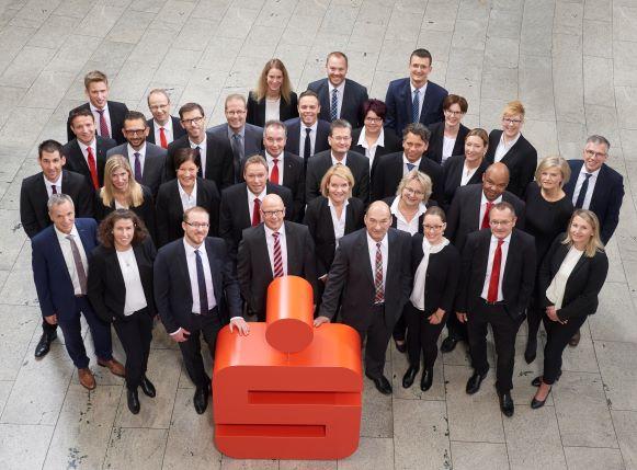 Das Private Banking-Team der Sparkasse Siegen berät Kunden rund um individuelle Investmentstrategien.