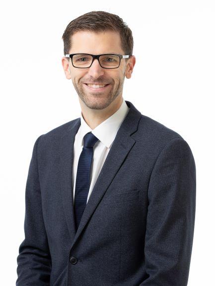 Oliver Feuerbach, Leiter Private Banking der Sparkasse Siegen