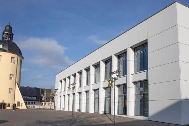 Universität Siegen: Campus Unteres Schloss