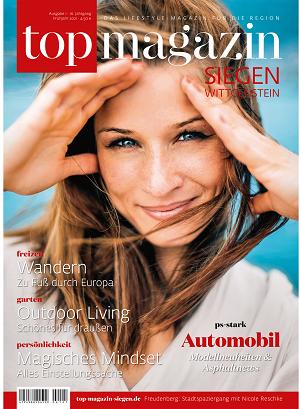 Top Magazin Siegen-Wittgenstein Frühjahr 2021